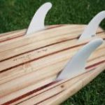 We sell surfing's Fishboard kits at Goosebay Sawmill & Lumber, Inc. in Chichester, NH.