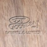 Close-up Photo of Angelique Naval Decking Wood Grain