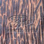Close-up Photo of Black Palm Wood Grain