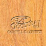 Close-up Photo of Chakte Viga Wood Grain