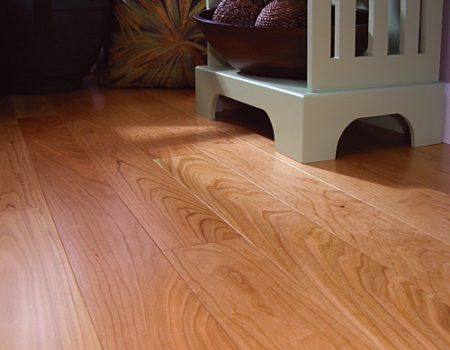 Photo of Maine Traditions American Cherry Classic Collections Flooring