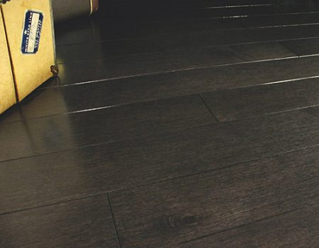Photo of Maine Traditions Classic Collection Flooring Hard Maple Midnight Stain