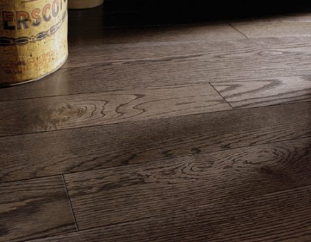 Photo of Maine Traditions Classic Collection Flooring Red Oak Black Pepper Stain