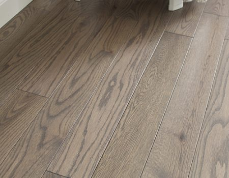 Photo of Maine Tradition Classic Collection Flooring Red Oak Stone Stain