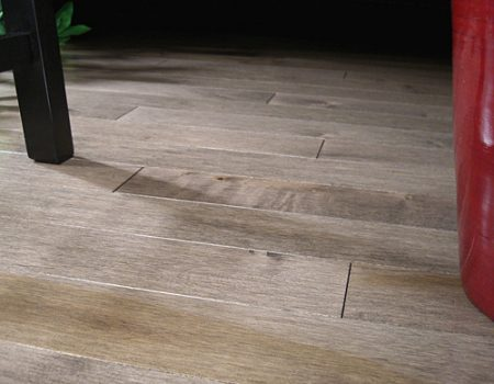 Photo of Maine Traditions Classic Collection Flooring Hard Maple Greystone Stain