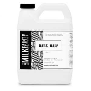 Photo of a container of Real Milk Paint Company Dark Half Tung Oil