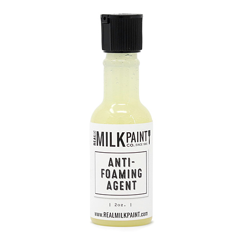 Photo of a 2 ounce botlle of Real Milk Paint Anti-Foaming Agent