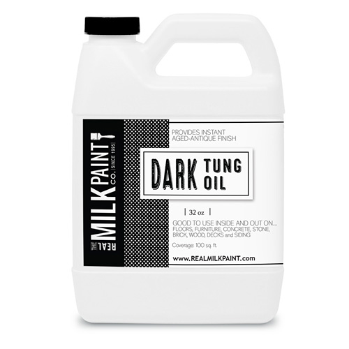 photo of Real Milk Paint Company Dark Tung Oil